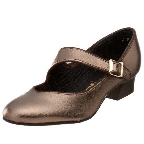 Tic-tac-tenen Womens Swing Dance Shoe Tew