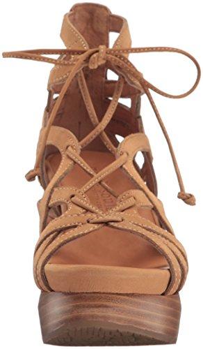 Milde Sjeler Kvinners Glede Plattform Sandal Sand