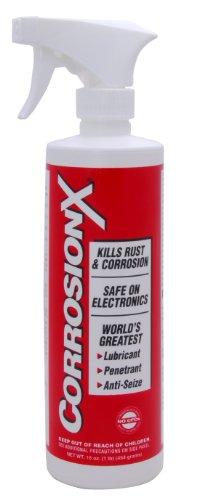 Corrosion-X Corrosion Technologies 91002 Corrosionx 16 Oz. Trigger Spray
