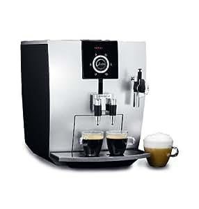 Jura 13332 Impressa J5 Automatic Coffee and Espresso Center, Matte Black