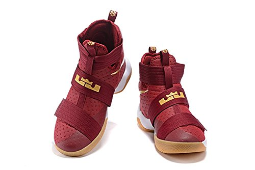 Lebron-XIII-Mens-Shoes-Round-Toe-Synthetic-Sneakers