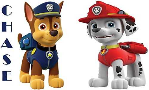 paw-patrol-chase-marshall-2-iron-on-heat-transfers-5-x-7