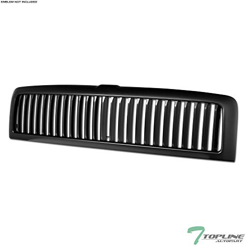 dodge challenger grill guard - 7