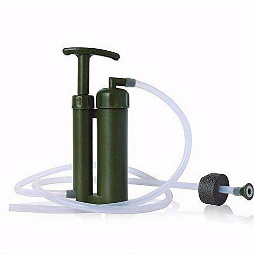 U S warranty Portable Emergency Purifier Travelling product image