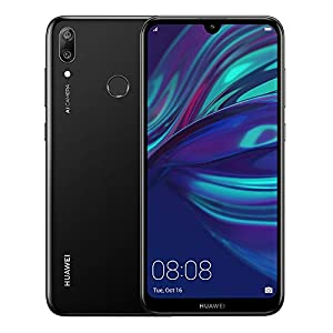 Huawei-Y7-2019-Dub-LX3-32GB-Unlocked-GSM-LTE-Android-Phone-wDual-13MP2MP-Camera-Midnight-Black