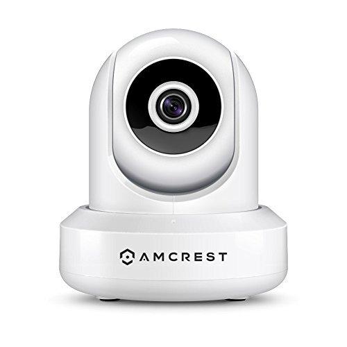 Amcrest IP2M-841 ProHD 1080P (1920TVL) Wireless WiFi IP Camera, White (Certified Refurbished) [並行輸入品] B01NAP4YKJ