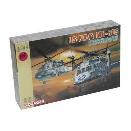 Dragon Models 4605 1/144 US Navy MH-60S HSC-2 & HSC-28 (2)