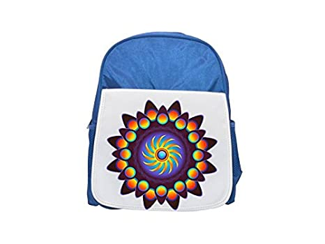 Diseño Element 9 Printed Kid 's Blue Backpack, Cute de mochilas, Cute