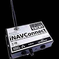 Digital Yacht Wireless Router, iNavConnect, Black, ZDIGINC