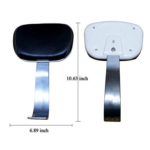 VEY Back Mount Child Bike Seat (Black)