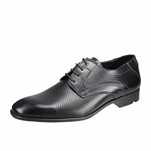 LLOYD DARION 1704930 hommes Chaussures à lacets, noir 38.5 EU petites taille