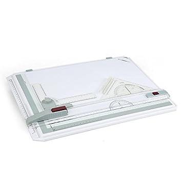 Neue A3 Multifunktionen Kunststoff ZeichenbrettZeichenplatte rapid A3 Platten
