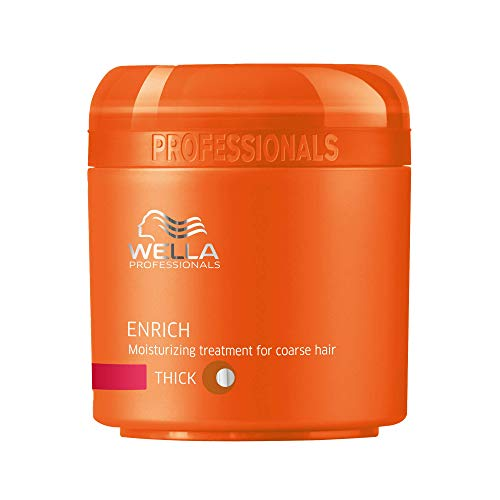 (Wella Enrich Moisturizing Treatment for Dry & Damaged Hair (Normal/Thick) 150ml/5oz)