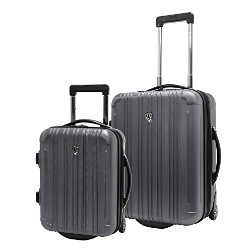 travelers-choice-new-luxembourg-2pc-carry-on-hardside-luggage-set-pewter