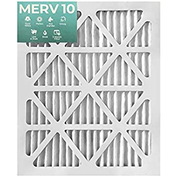 12 PACK 23-5//8 x 29-5//8 x 7//8 Actual Size 24x30x1 MERV 13 Pleated Air Filters