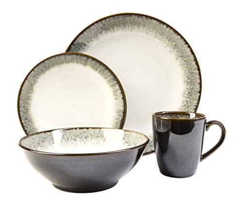 Novelle Moss 16 Piece Dinnerware Set