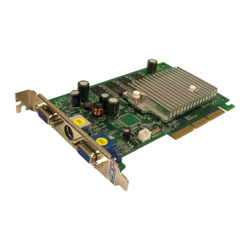(PNY GeForce 5200 256MB AGP Graphics Card VCGFX522APB)