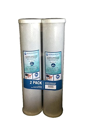 Water Filters Depot (WFD) WF-CB205-BB 4.5