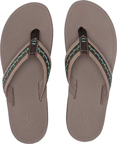 Chaco Men's Flip Sandal,Bamboo,15 M