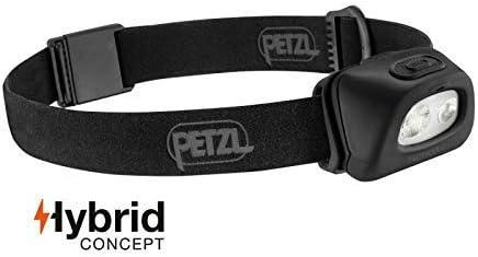 chasse PETZL TACTIKKA HEADTORCH nouveau modèle 200 LM tactique//Batterie pêche