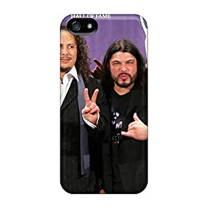 Iphone 5/5s GFS7996pWHN Allow Personal Design Colorful Metallica Series High Quality Hard Phone Case -JamieBratt