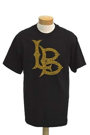 NCAA Men's Long Beach State 49Ers Biggies Short Sleeved T-Shirt (Black, Small)