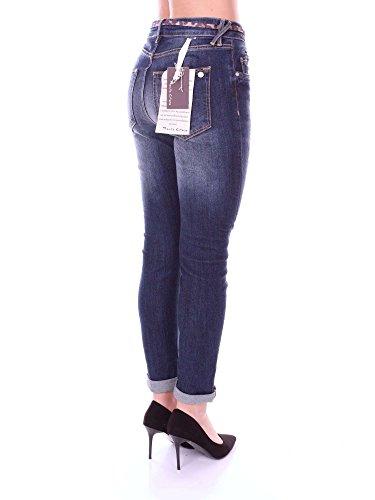 Grace Scuro Jeans I7jj10721 Manila Donna UwFqq
