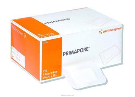 Smith and Nephew Primapore IV Dressing 2in x 3in