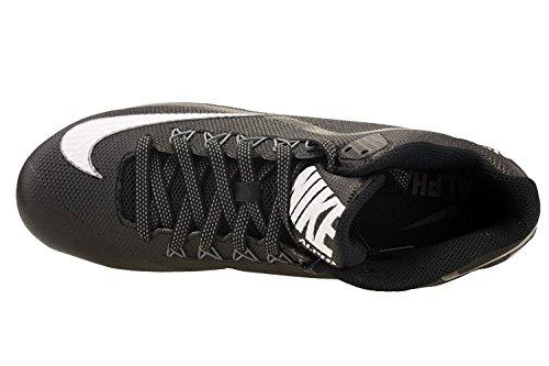 Nike Herren Alpha Pro 2 Fußballschuh Schwarz-Weiss