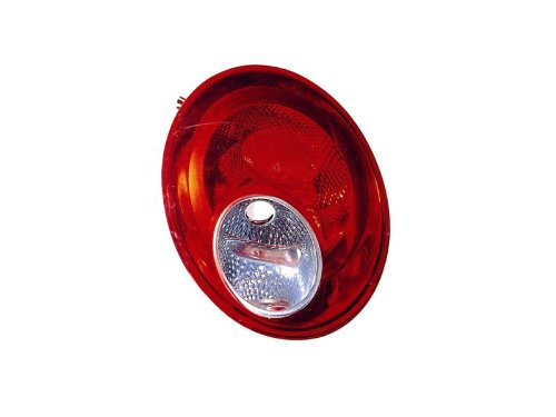 Volkswagen New Beetle 06-10 Rear Tail Light Lamp Lh (New Tail Light Lens)