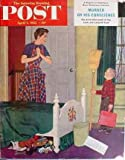 img - for Saturday Evening Post April 2 1955 Vol 227 No 40 - True Firsts - The Perfect Suspect (first of two parts) by Richard Stern; The Case of the Sun Bather's Diary (fifth of eitht parts) by Erle Stanley Gardner book / textbook / text book