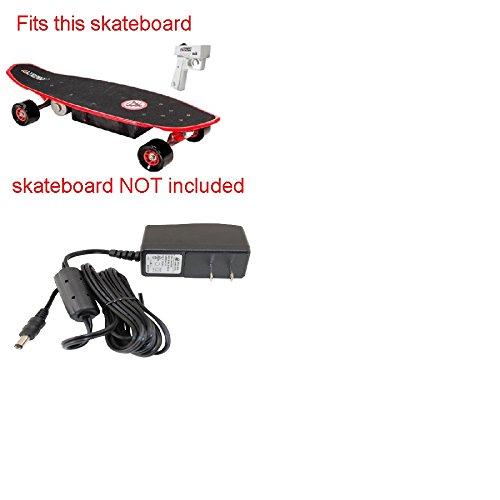 12v Power Cord Charger for Altered Fantom 1.0 Electric Skateboard phantom altred