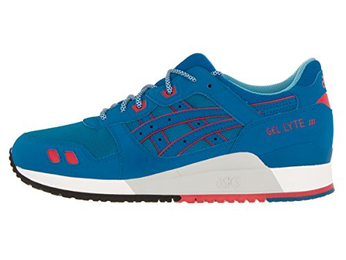 ASICS Shoe Running Mid Blue Lyte III Men Mid Gel Blue RxrqRH
