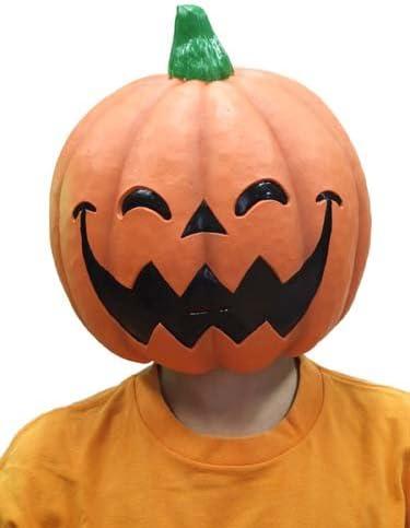 Amazon Com Mask N Rubber M2 Smiling Pumpkin Japan Import Clothing