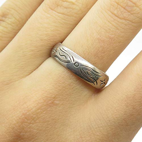 Band Ring Size 8 1/4 DG-1199
