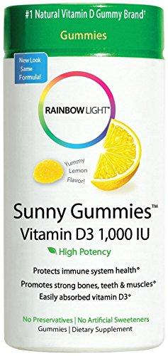 vitamin d sunny gummies - 4