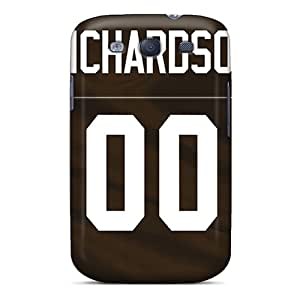 New Cleveland Browns Tpu Case Cover, Anti-scratch JTHicks Phone Case For Galaxy S3