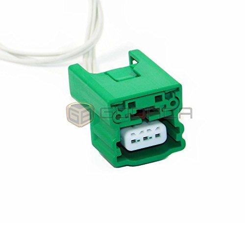 1x Connector 3-way 3 pin for Nissan Camshaft Position Sensor 23731-6J90B ()