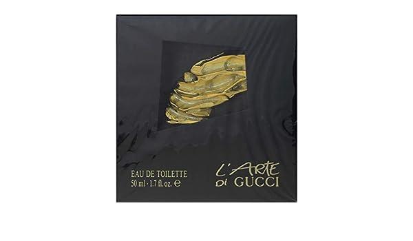 Larte Di Gucci por el Gucci para la del vestido de las mujeres. 1,7 Oz cortinas De Toilette diseño De salpicaduras De: Amazon.es: Belleza