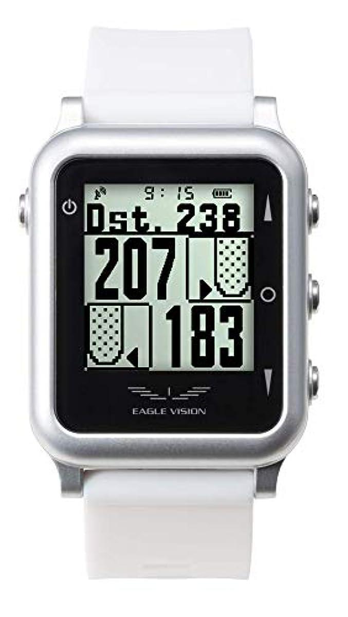[해외] 아사히 골프 EAGLE VISION GPS WATCH4 유니 EV-717
