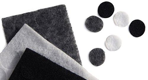 Rycote 065504 Undercover with Stickies and 30 Fabric Discs for Lavalier Microphones, 10 of Each -