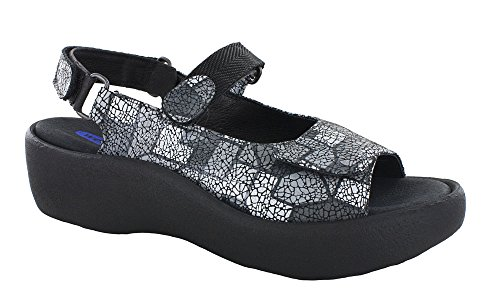 (WOLKY Womens Sandals 3204 Jewel Gray,)