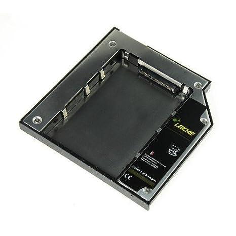 LEICKE – Adaptador de Disco duro SATA / DUAL SATA 2. HDD/SSD para ...