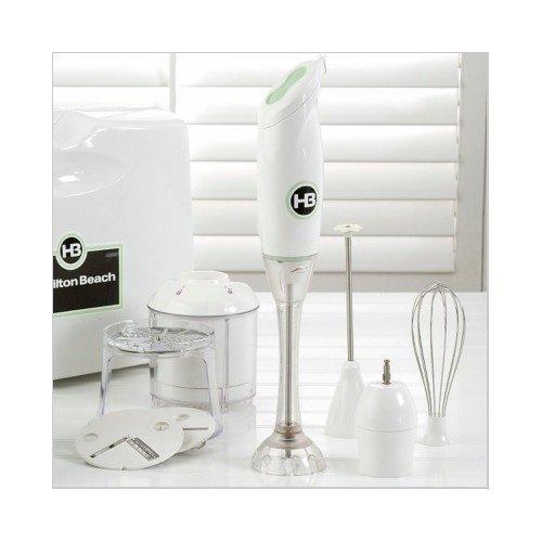 (Hamilton Beach Kitchen Wizard Handheld Blender/Mixer (White) 59999)