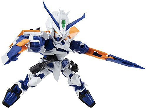 Bandai Tamashii Nations NXEDGE Style Gundam Astray Blue Frame Second L Action Figure