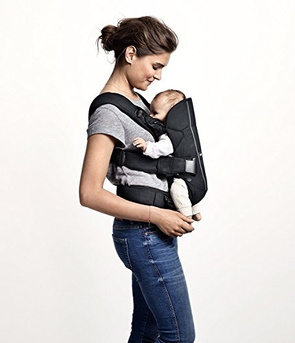 Baby Bjorn Baby Carrier One Air With Safety Reflector - Navy by BabyBjörn (Image #2)