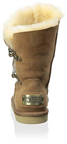 Australia Luxe Collettiva Da Donna Con Boot Boot Castagna