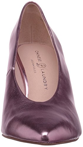 Pink Light Rian Chinese Women's Laundry Pump Metallic T6PTzq