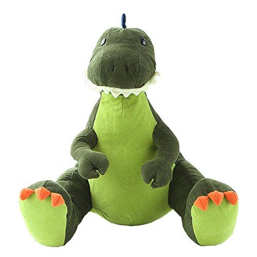 Plush Stuffed Dinosaur Tyrannosaurus Backpack Corduroy 13 inch for Kids by (Corduroy Diaper Cover)