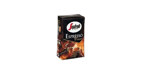 Amazon.com: ELECTROLUX Coffee Machine Segafredo Expresso ...